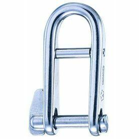 Wichard 8mm Key Pin Shackle + Bar