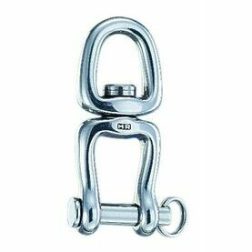 Wichard 105mm ball bearing Swivel: Fork+Eye