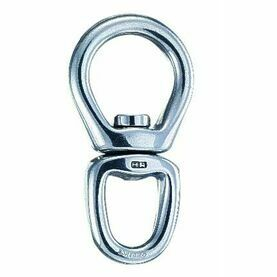 Wichard 115mm ball bearing Swivel: Eye+Bail