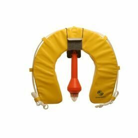 Ocean Safety Horseshoe With Standard Light - Soft Set