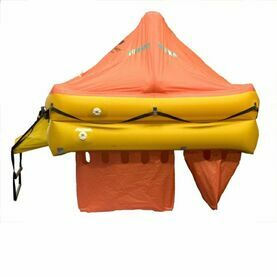 Ocean Safety Ocean ISO 6C 6 Person Liferaft >24 Hour Pack