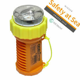 Ocean LED Safety Odeo Red Distress Flare