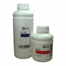 Gurit SP106  Epoxy System Resin with Fast or Slow Hardener 1Kg