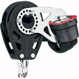 Harken 57 mm Ratchet Block Swivel, Cam Cleat
