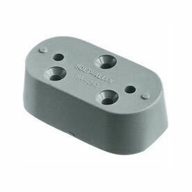 Allen Large Cleat:22mm Parallel Base