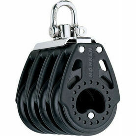 Harken 57 mm Quad Block Swivel