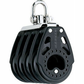 Harken 75 mm Quad Block Swivel