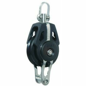 Allen 40mm Dynamic: Single Swivel/Becket