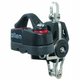 Allen 40mm Dynamic: Single Swivel/Becket/Cam