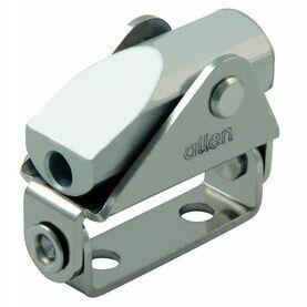 Allen Pump Action Spinnaker Halyard Cleat - 1.5mm - 4mm