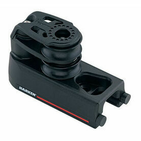 Harken 22 mm End Control Double Sheave, Set of 2