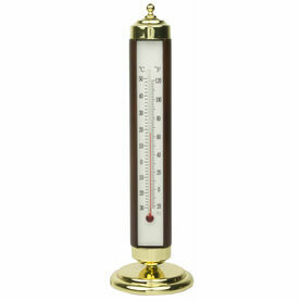 Nauticalia Pillar Desk Thermometer - 23cm