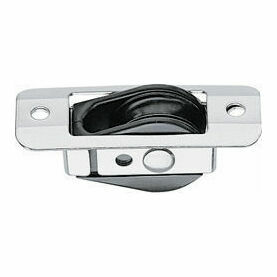 Harken 29 mm Wire Through-Deck Bullet Block Stainless Steel Cover