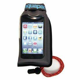 Aquapac Mini Stormproof Waterproof Phone Case - Grey