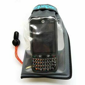 Aquapac Small Stormproof Waterproof Phone Case - Grey