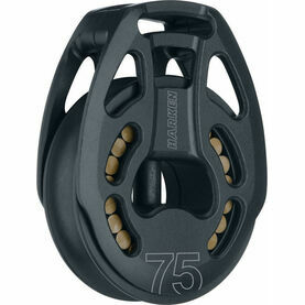 Harken 75 mm Aluminum Loop Block