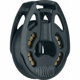 Harken 100 mm Aluminum Loop Block