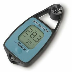 Xplorer 1 Skywatch Pocket Handheld Windspeed Anemometer