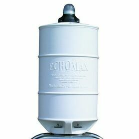 Echomax 230 Midi Basemount Radar Reflector Tricolour light