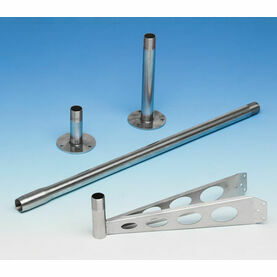 Echomax Active Stainless Steel Extension Piece 600mm