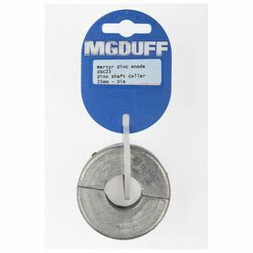 MG Duff Collar anode - ZSC25 Shaft Collar 25mm