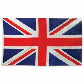 Meridian Zero Printed Union Jack Flag - 1 + 1/2 Yard (68.5 x 137cm)