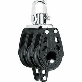 Harken 29 mm Triple Block Swivel, Becket