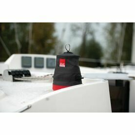 Winch Cover - Red/Grey