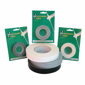 Spreader Tape: 25Mmx10M-Silver