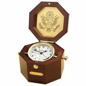 Weems & Plath Box Alarm Clock