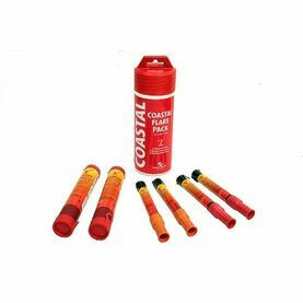 Ocean Safety Coastal Flares Pack