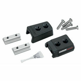 Harken 32 mm Track Endstop Kit Flat Mast Groove, Fixed