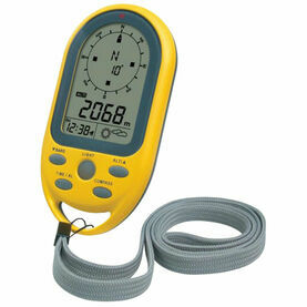 Digital Compass with Barometer/Altimeter