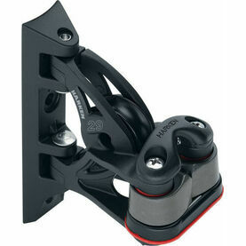 Harken 29 mm Pivoting Lead Block Cam-Matic cleat