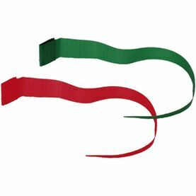 Meridian Zero Shroud Sail Tails - 2 Red & 2 Green