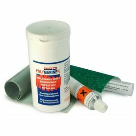 Hypalon Inflatable Boat Repair Kit
