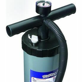 Bravo 6M - 2 x 2.5L Stirrup Pump With Gauge