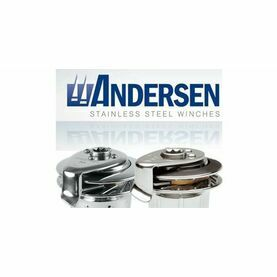 Andersen Winch Service Kit - Motor Shaft Seal & Bearing - RA710022