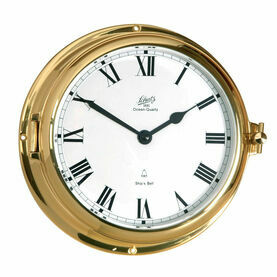 Nauticalia Schatz Royal Ocean Chiming Quartz Clock