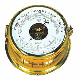 Schatz Royal Barometer and Thermometer