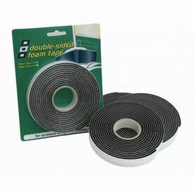 PSP Tapes Vinyl Foam: 12Mmx12Mmx8M-Grey