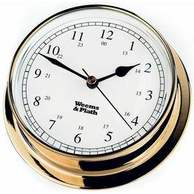 Weems & Plath Brass Endurance 125 Clock