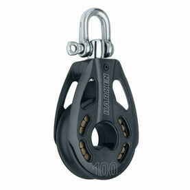 Harken 100 mm Aluminum Block Swivel