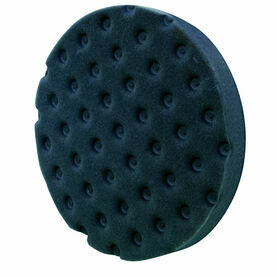 Shurhold Black Buffing Pad for Pro Polish - 16.5cm Diameter - Pair - 3152