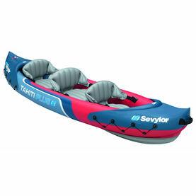 Sevylor Tahiti Plus - 3 Person Canoe