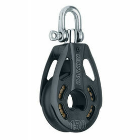 Harken 150 mm Aluminum Block Swivel