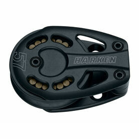 Harken 57 mm Aluminum Footblock
