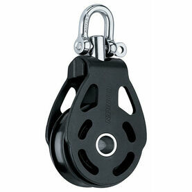 Harken 100 mm Aluminum ESP Block Swivel