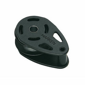 Harken 40 mm Aluminum Teardrop ESP Footblock