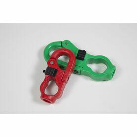 Nab Shackle - Pair - Lightweight Plastic